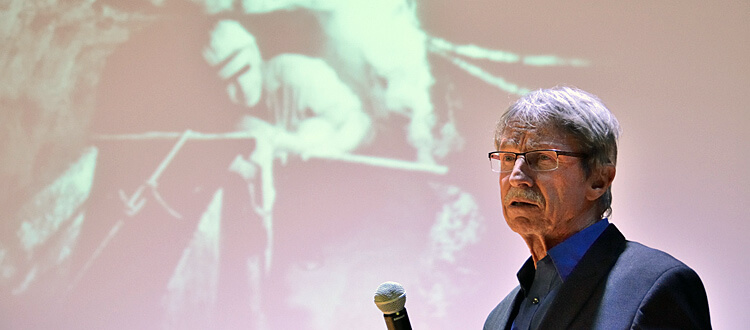Hans Jörg Bühler: Vortrag
