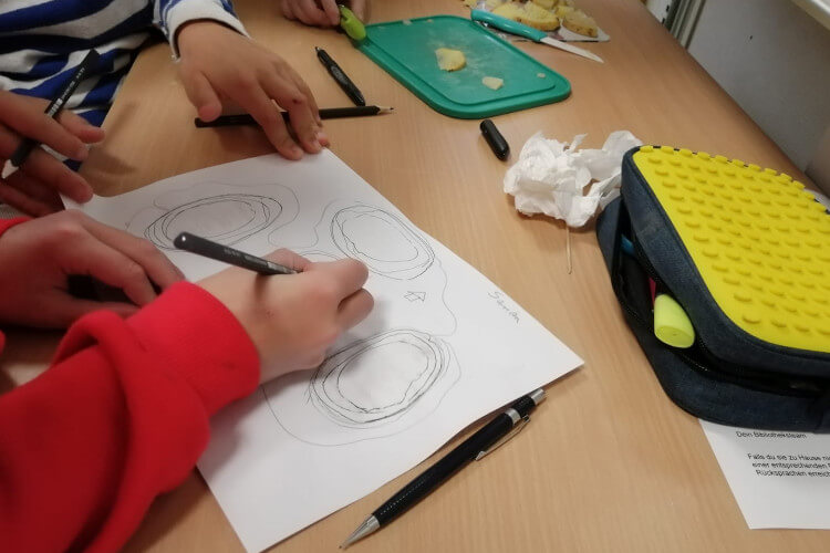 Deutsche Schule Toulouse: Höhenmodell Fotograf: Christina Claßen