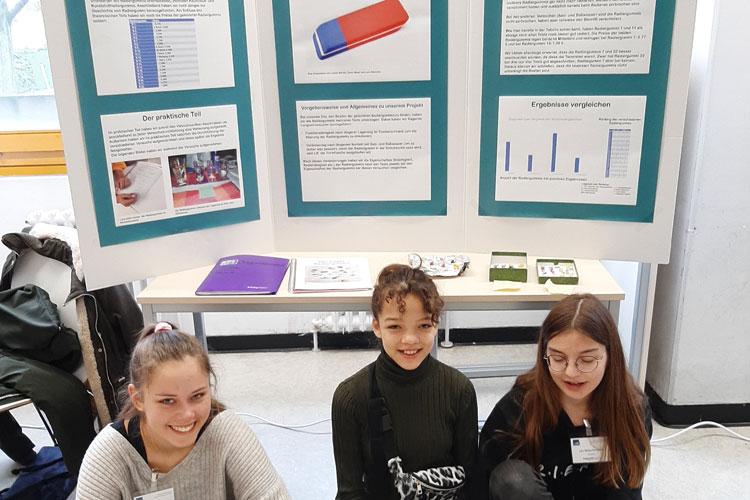 DST Jugend forscht 2020 | Radiergummi