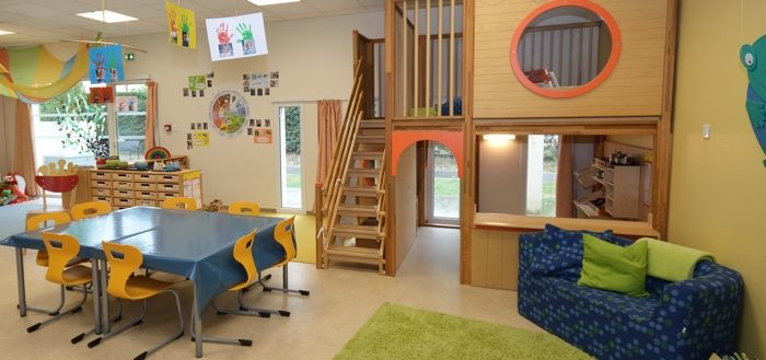 Deutsche Schule Toulouse: Kiga-Räume 2020 Virtueller Rundgang