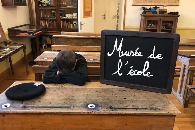 Deutsche Schule Touloule: Schulmuseum Fotograf: Valentina Lengers