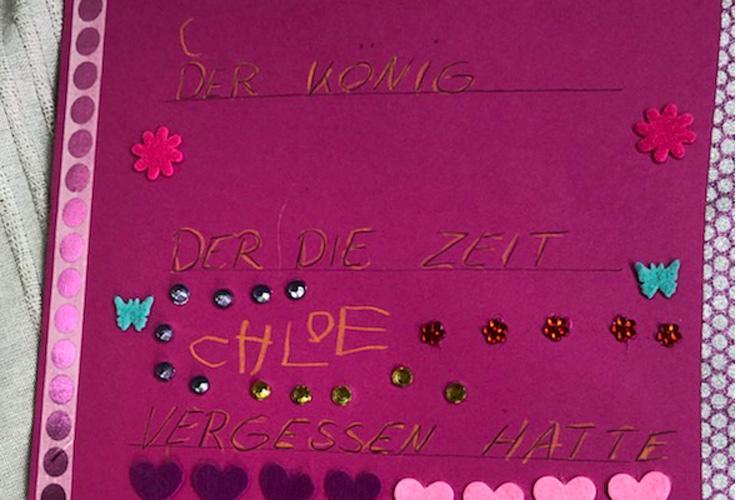 Deutsche Schule Toulouse, Kindergarten, Heft