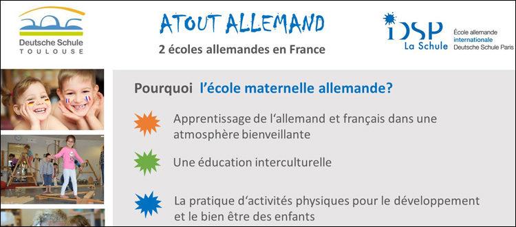Deutsche Schule Toulouse | Facebook-Beiträge der Deutschen Botschaft Paris | DST und IDSP 2021