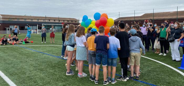 Deutsche Schule Toulouse: letzter Schultag, Titelbild