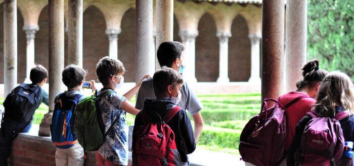 Deutsche Schule Toulouse: letzte Schulwoche, Titelbild