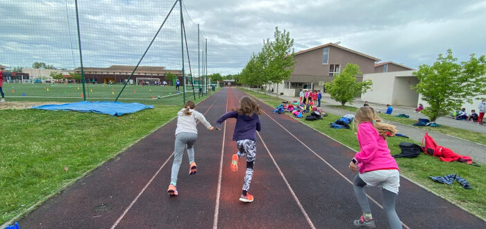 Deutsche Schule Toulouse: Olympia DST Fotograf: Christina Claßen
