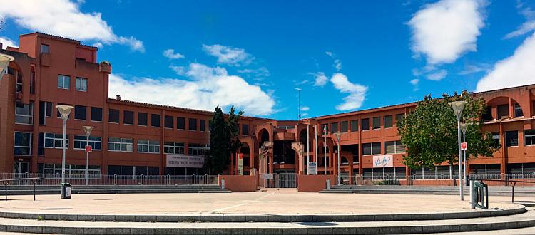 Lycée International, Boulevard Victor Hugo, Colomiers: Standort der Weiterführenden Schule