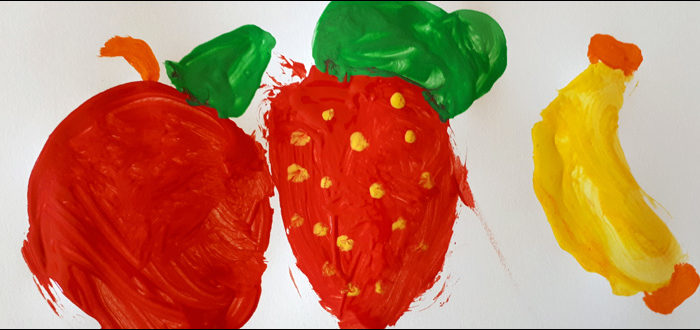 Deutsche Schule Toulouse, Bild mit Früchten