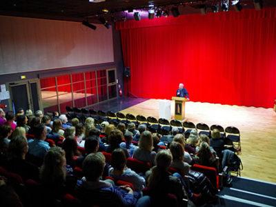 DST Kulturelles: Vortrag
