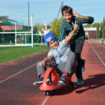Deutsche Schule Toulouse, Sportplatz Grundschule , Fotograf: Nicole Knüppel